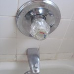 Tub Faucet After