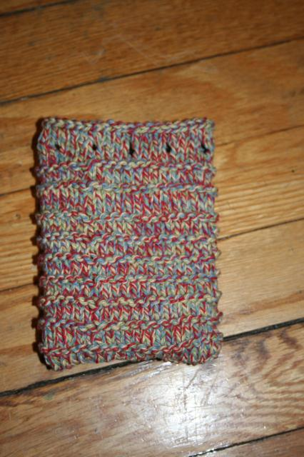 Knitted Soap Holder Pattern : Knit A Soap Holder That Is Also a Wash Cloth - Simply Rurban Simply Rurban