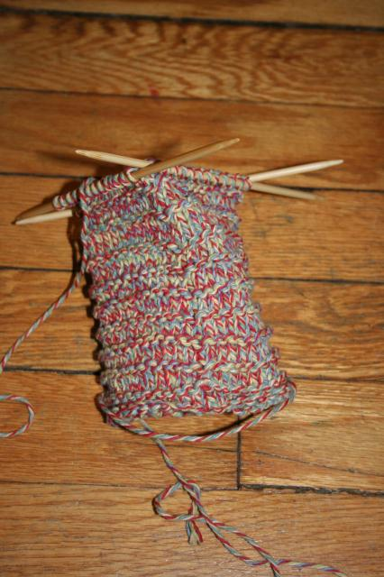 Knit A Soap Holder That Is Also a Wash Cloth - Simply Rurban Simply Rurban