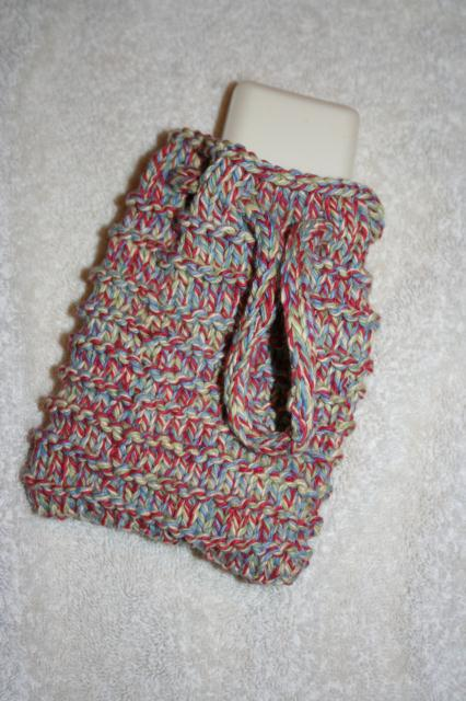 Knit A Soap Holder That Is Also a Wash Cloth - Simply ...