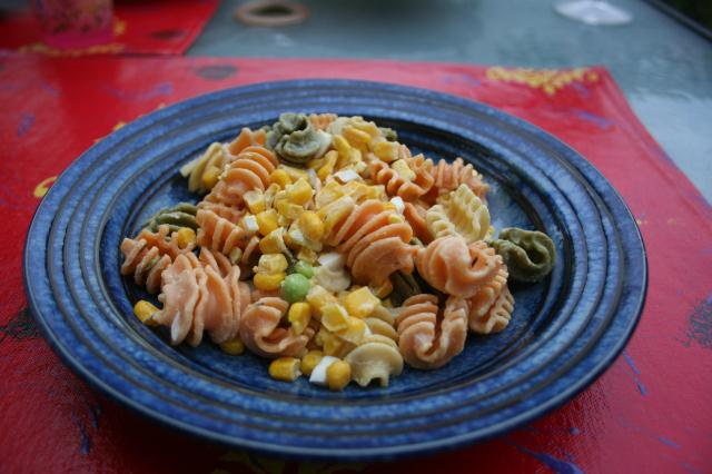 A Little Different Pasta Salad Recipe Simply Rurban