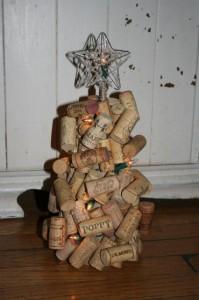 Make A Wine Cork Christmas Tree Simply Rurban Simply