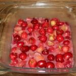 Cherry added