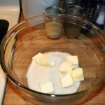 BB butter sugar