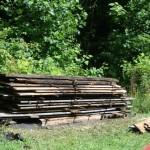 Crop mob wood