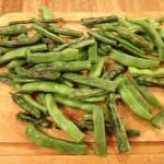 Beans cut