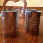 P Holder cans
