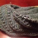 Swirl hat pattern