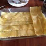 Egg lasagna noodles