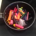 Firestarter crayons