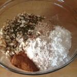 Granola dry