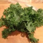 Kale soup kale
