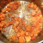 Kale soup thyme