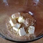 Oat cake oats