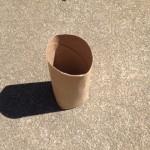 TP pot standing