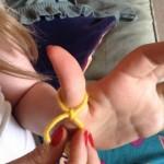 Finger knot 1