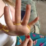 Finger weave 1