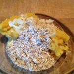 Vegetable Pattie flour