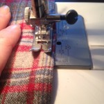 Draft sew