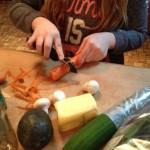 Salad carrot