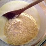 Corn cornmeal